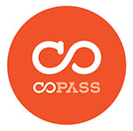 logo copass network indipendente di coworking