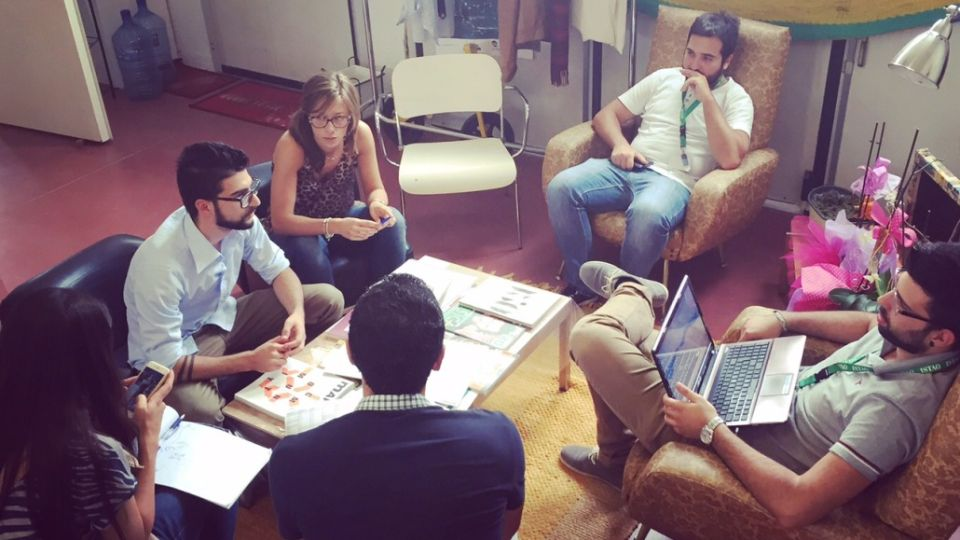 "Quando una Business School incontra il Coworking: ""Bring a project to life in 3 days"""