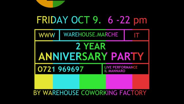 [:it]09.10.2015 @ 18.00/22.00 – 2 YEAR ANNIVERSARY PARTY[:]