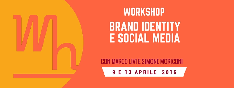 Pacchetto Brand Identity e Social Media | Warehouse Marche Workshop