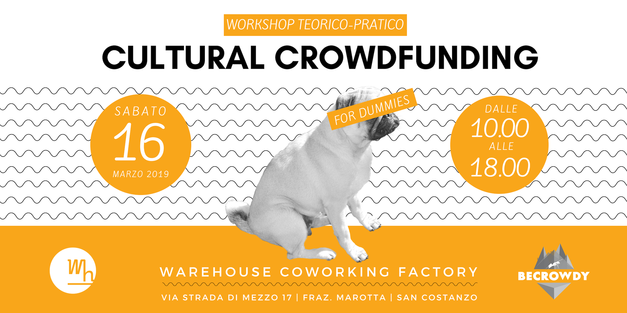 Workshop | Cultural Crowdfunding for Dummies